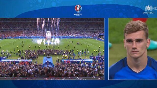 Les personnalités et les femmes de joueurs ont tout donné pour encourager les Bleus lors de France-Portugal (PHOTOS)