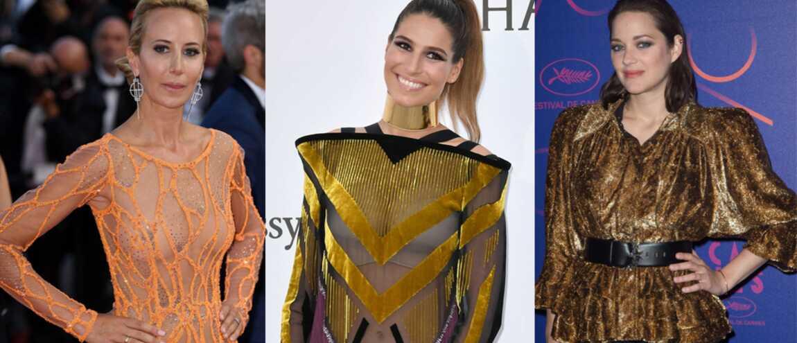 Cannes 2017  avec ces tenues, les stars décrochent la Palme\u2026 du pire look  ! (23 PHOTOS)