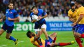 """Coupe du monde de rugby : Jessica, la compagne de Sofiane Guitoune : """"On a une vie simple avec nos enfants"""""""