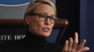 House of Cards : Robin Wright s'est démenée pour obtenir le même salaire que Kevin Spacey