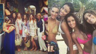 Miss France : 21 photos qui prouvent que Camille Cerf, Marine Lorphelin, Alexandra Rosenfeld et les autres sont inséparables
