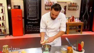 Exclu. Top Chef : Xavier pas du tout inspiré par une épreuve de la demi-finale (VIDEO)