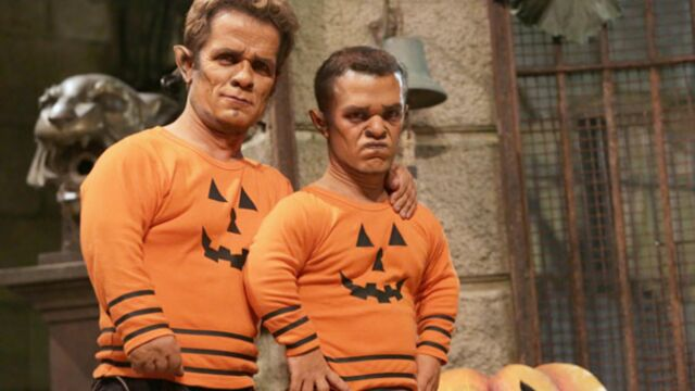 Fort Boyard spécial Halloween le 31 octobre