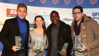 """Estelle Mossely et Tony Yoka """"champions de l'année"""", Deschamps et Mayer couronnés : découvrez le palmarès des RMC Sport Awards"""