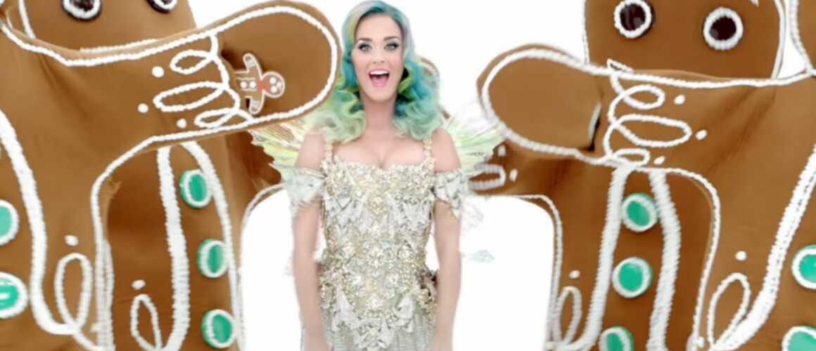 Katy Perry Hendes Sexy Klip Til Jul Og Hm Videoer-7606