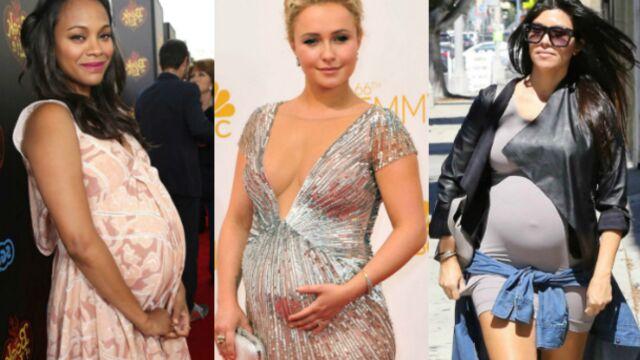 Carnet rose : pluie de bébés sur Hollywood !