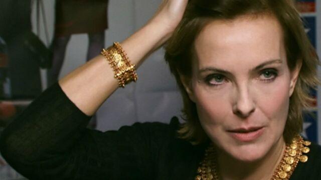 """Carole Bouquet (Les Hommes de l'ombre) : """"Première dame est un rôle difficile"""""""