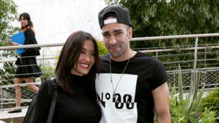 Adil Rami et Sidonie Biémont dévoilent une photo de leurs jumeaux