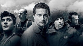 Bear Grylls, VIP vs. Wild (Discovery Channel) : Six stars sur le gril