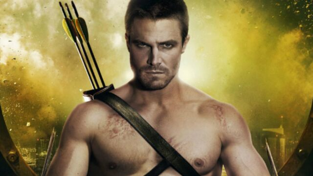 "Stephen Amell (Arrow) : ""C'est un peu l'âge d'or des super héros"""