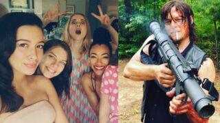The Walking Dead : les coulisses du tournage de la série (PHOTOS)