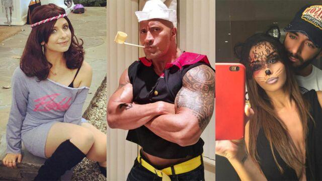 Halloween 2015 : Sarah Michelle Gellar, Nabilla, The Rock... les meilleurs (et pires) costumes des stars ! (PHOTOS)