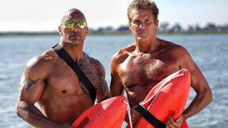 Alerte à Malibu : Dwayne Johnson et David Hasselhoff ouvrent la guerre des Mitch (PHOTO)