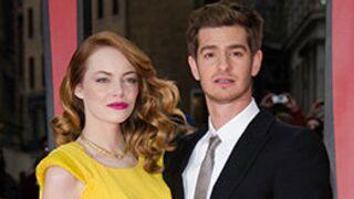 Andrew Garfield et Emma Stone (The Amazing Spider-Man) : Le couple le plus mignon d'Hollywood !
