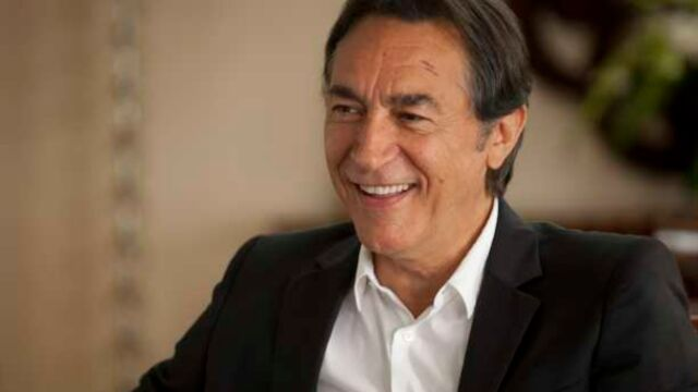 Richard Berry rencontrera JoeyStarr sur Paris Première