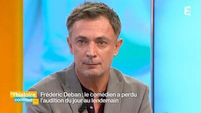 Frédéric Deban (Sous le soleil) ému en rendant hommage à son ami Stéphane Slima décédé en 2012 (VIDEO)