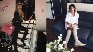 Instagram : Mariah Carey voyage très léger, Caroline Receveur sexy en cuissardes... (38 PHOTOS)