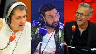 Cyril Hanouna, Laurent Ruquier, Yves Calvi... Qui a les meilleures audiences en radio ?