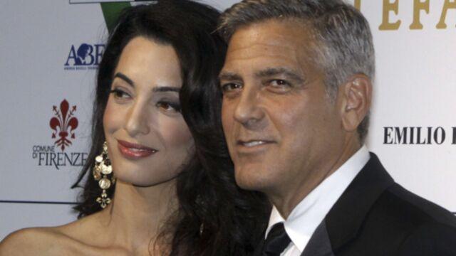 Amal et George Clooney : les détails du mariage (PHOTOS)