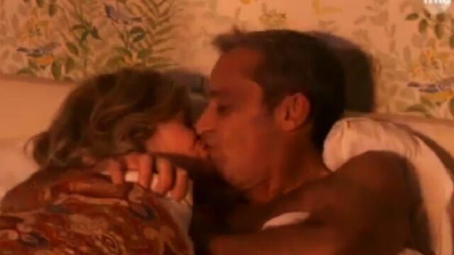 Annette et M. Girard ensemble dans Les Mystères de l'amour : Jean-Luc Azoulay explique