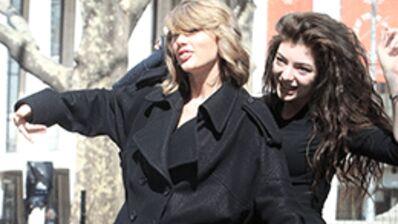 Lorde prend la défense de Taylor Swift sur Twitter