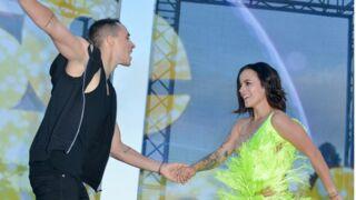 Grégoire Lyonnet blesse (sans faire exprès) Alizée en plein show Danse avec les stars