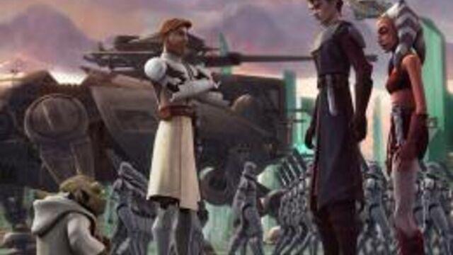 Pour W9, Star Wars c'est pas fini