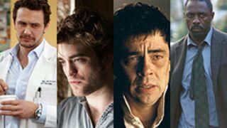Robert Pattinson, Idris Elba, Benicio Del Toro et James Franco au casting de The Trap !