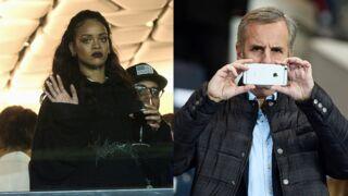 PSG/OM : Rihanna, Ronaldo, Bernard de la Villardière... Du beau monde au Parc des Princes ! (16 PHOTOS)