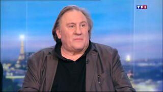"""Gérard Depardieu boudé aux César, il réagit sur TF1 : """"Les récompenses, ça bêtifie"""""""