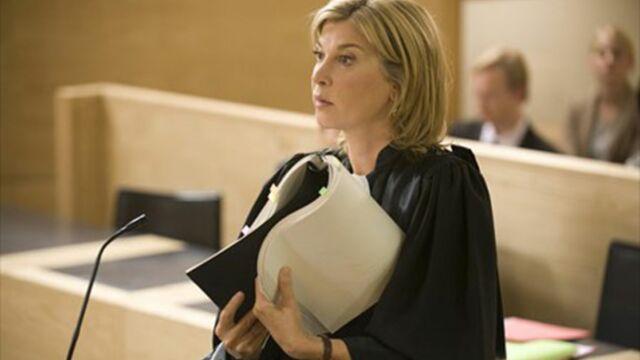 Michèle Laroque dans La Méthode Claire sur M6 le 16 octobre