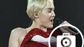 Miley Cyrus, sexy et provocante, met le feu à l'Arena de Montpellier (14 PHOTOS)