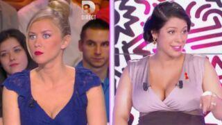 Looks à la télé : Enora Malagré et Ayem Nour décolletées (20 PHOTOS)