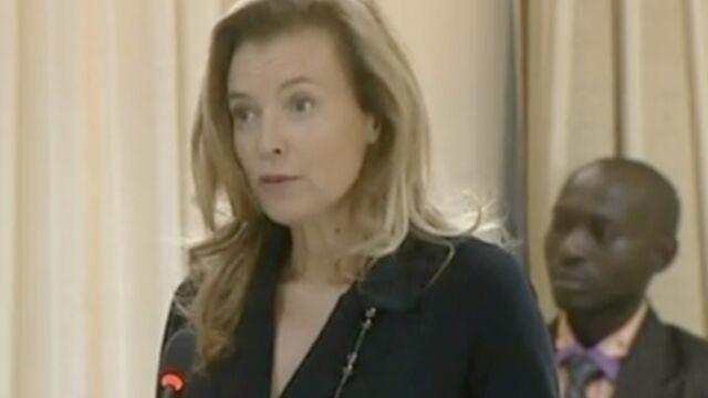 Valérie Trierweiler bientôt de retour à la télévision ?
