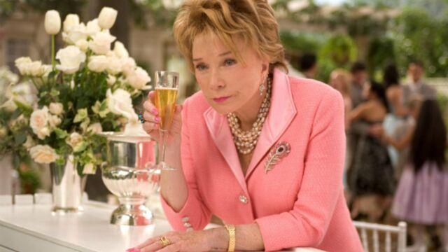Shirley MacLaine, pygmalion de Glee