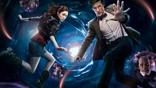 France 4 diffusera l'épisode anniversaire de Dr Who en simultané avec la Grande-Bretagne