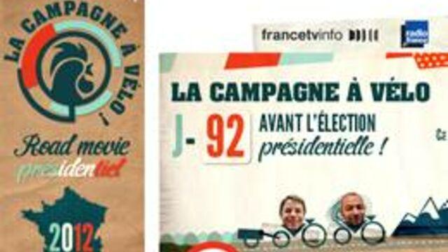 La Campagne à vélo, web-docu de France Télé, bientôt disponible sur Facebook