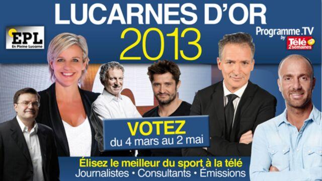 Lucarnes d'or 2013 : quelle est la meilleure émission sportive (hors football) ?