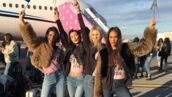 Alessandra Ambrosio, Adriana Lima, Kendall Jenner... les tops de Victoria's Secret s'envolent pour Paris (PHOTOS)