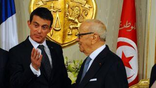 Le lapsus gênant de Manuel Valls en voyage officiel en Tunisie ! (VIDEO)