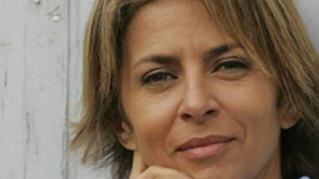 Corinne Touzet en tournage pour un téléfilm sur France 3