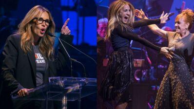 Julia Roberts, Sarah Jessica Parker… Les stars ont mis le feu à Broadway pour Hillary Clinton (12 PHOTOS)