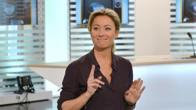 """Anne-Sophie Lapix : """"S'il faut inviter Marine Le Pen à dîner, je le ferai"""""""