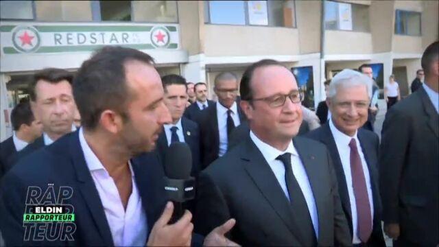 Le Grand Journal : François Hollande bientôt dans l'émission ! (VIDÉO)