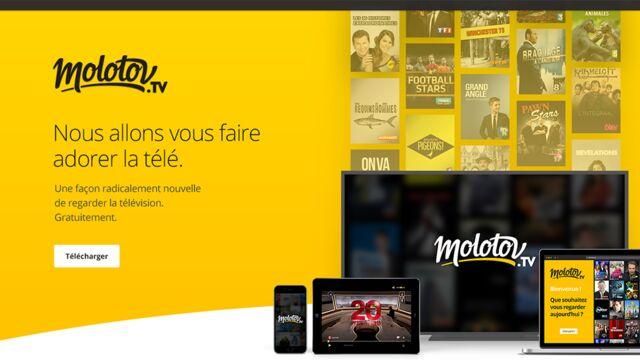 Molotov : L'application qui promet de réunir toute la télévision (ou presque) enfin disponible