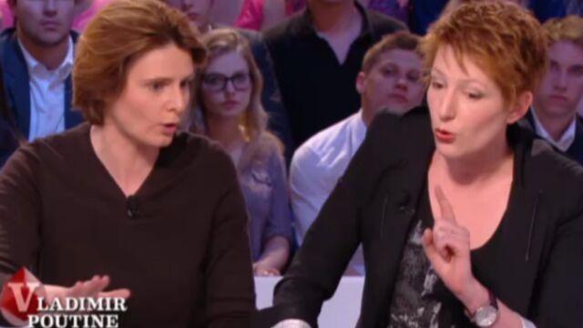 Natacha Polony et Anne Nivat clashent Caroline Fourest (VIDÉO)