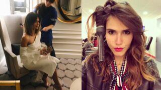 Instagram : Caroline Receveur sublime en blanc, problème capillaire pour Joyce Jonathan... (41 PHOTOS)