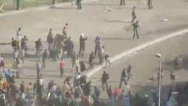 Une équipe de reportage de TF1 retenue en Egypte
