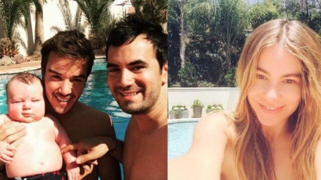 Ils ont buzzé cette semaine : Alex Goude et sa famille, Laurent Ournac ému, Sofia Vergara...