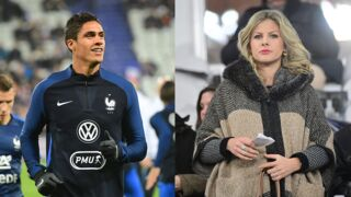 Football : le défenseur des Bleus Raphaël Varane est papa ! (PHOTOS)